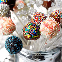 Brownie Party Pops